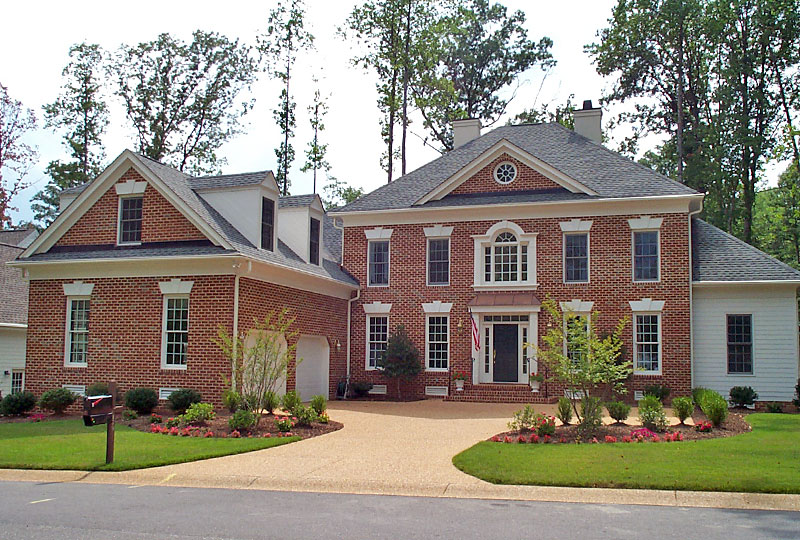 Williamsburg va custom home builder specializing in green for Icf homes